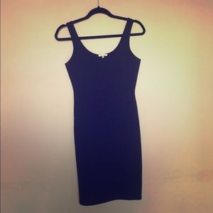 Dresses & Skirts - Black tank dress